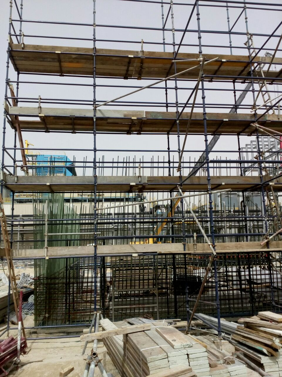 Fitwell Scaffolding LLC - Scaffolding Contracting in UAE